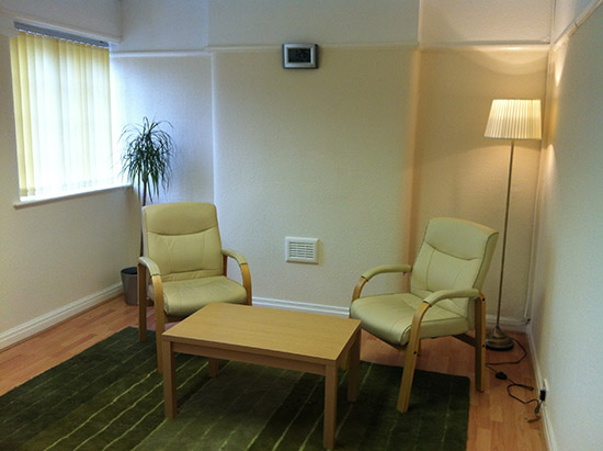 Therapy Rooms for Hire